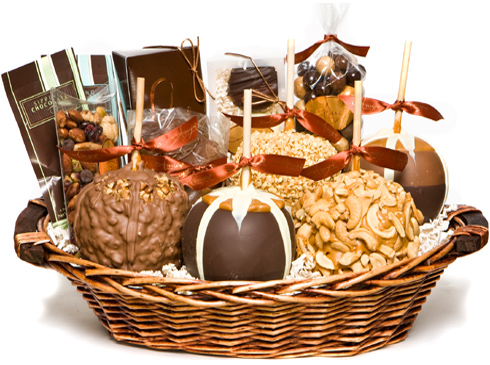 Gourmet $125 Holiday Gift Basket