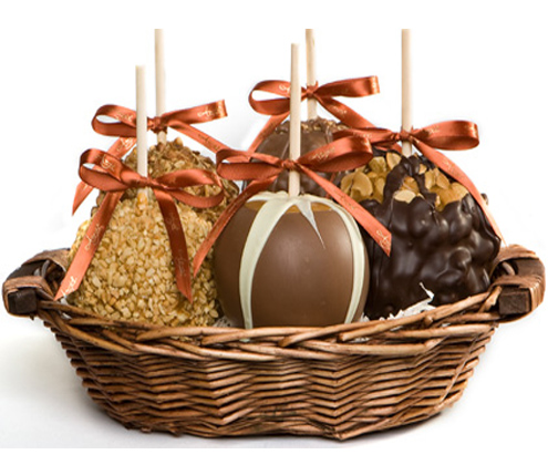 Apple Only Gift Baskets: Five Apple