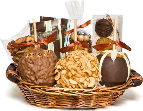 Gourmet $75 Holiday Gift Basket