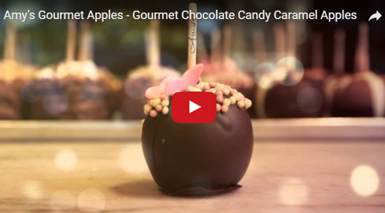 Amy's Gourmet Apples Videos