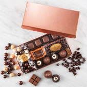 Small Chocolate Collection Gift Tray