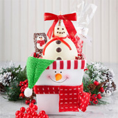 Snowman Holiday Gift Pack