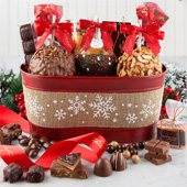 Large Holiday Delight Basket