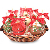 8 Apple Holiday Gift Basket