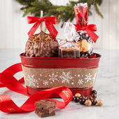 Small Holiday Delight Basket