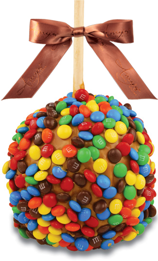 M & M Caramel Apple