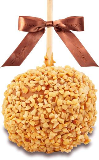 Gourmet Classic Peanut Candy Caramel Apple