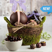 Enchanted Garden Gift Basket
