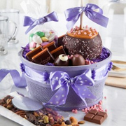 Purple Delight Gift Basket