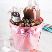 Pink Surprise Gift Basket