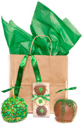 St. Patrick's Day Gourmet Gift Bag