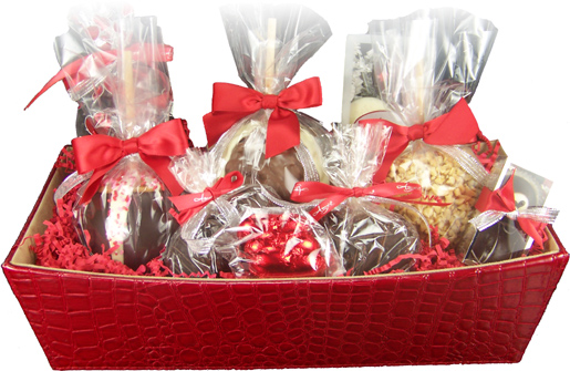 Large Sweetheart Valentine's Gift Basket