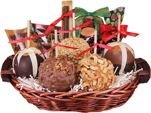 Gourmet X-Large Holiday Gift Basket